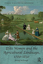 Cover of Elite Women and the Agricultural Landscape, 1700–1830